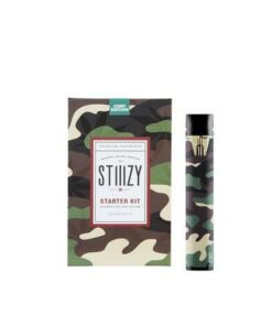 Buy Camo STIIIZY Battery Starter Kit | The GANJA HEAVEN