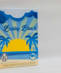 Buy bobby blue's clear moonrock cartridges online.