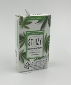 BUY GRANDDADDY PURPLE ONLINE | GRANDDADDY PURPLE | BUY STIIIZY POD-GRANDDADDY PURPLE ONLINE