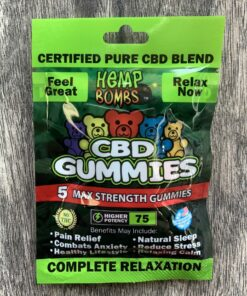 Hemp Bombs Gummies