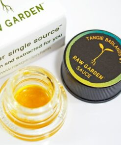 Buy Raw Garden Live Resin Concentrates Sauce
